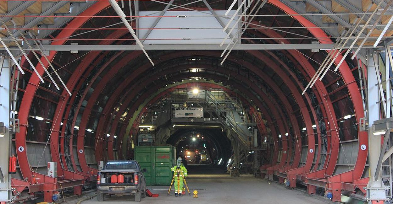 VDE 8.1 Tunnel Silberberg