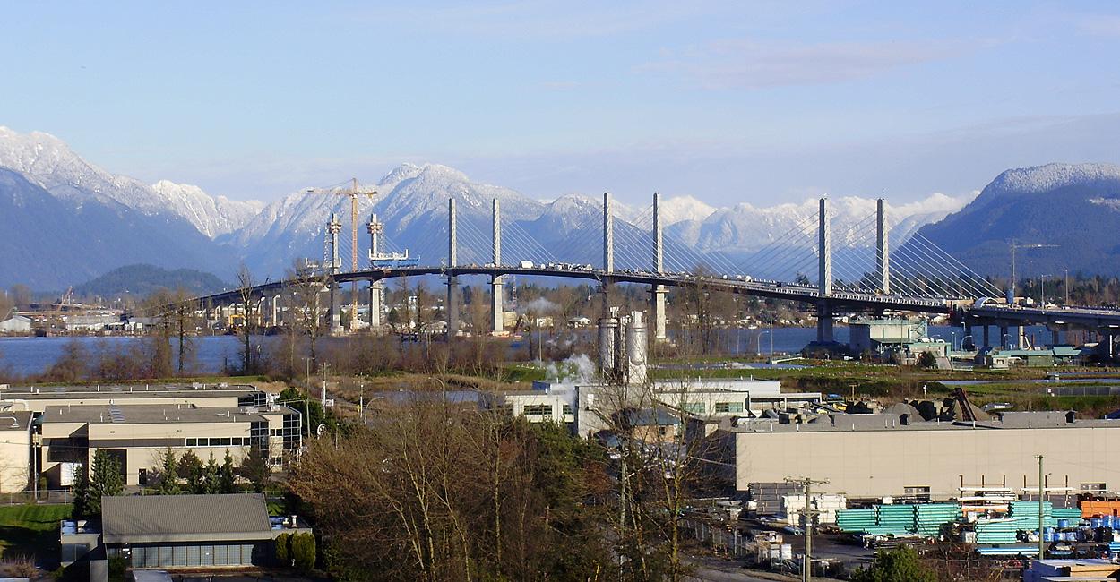 Golden Ears Bridge, Vancouver