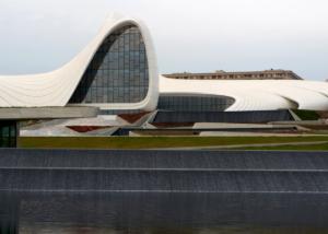Heydar Aliyev Kulturzentrum,