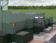 Gas- und Turbinenkraftwerke, Amsterdam und Rotterdam