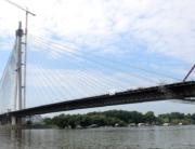 Savabrücke Belgrad
