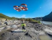 Norwegen Befliegung mit Drohne (UAV/UAS)