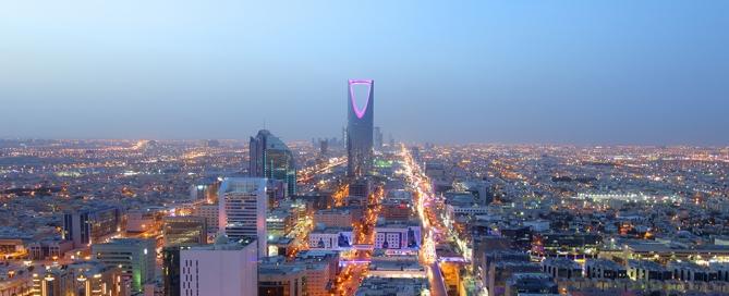 Riyadh Metro Public Rail System, Saudi Arabia